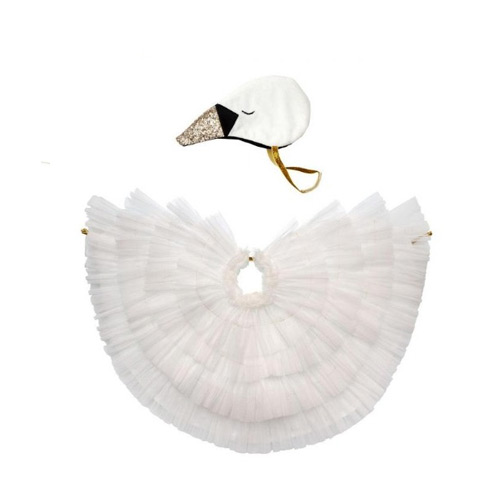 Swan Cape Dress Up 186694